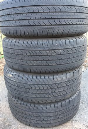 4 pair like new used 235/50/R19 all is $180 for Sale in Leesburg, VA