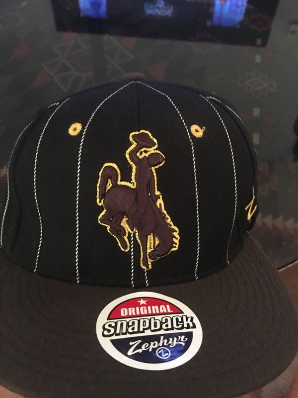 Zephyr Wyoming Cowboys SnapBack Hat for Sale in San Diego, CA - OfferUp