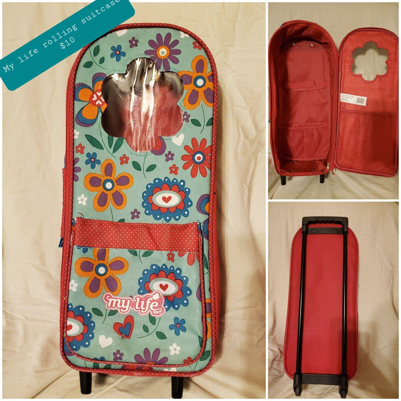 My Life Suitcase