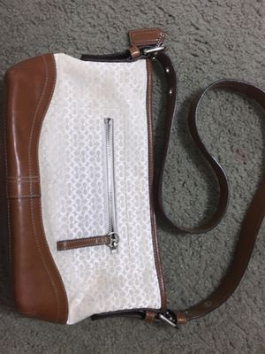 Coach purse brand new with paperwork for Sale in Alexandria, VA
