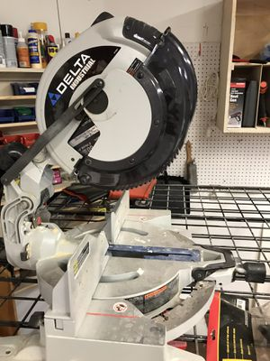 Miter saws for Sale in Houston, TX