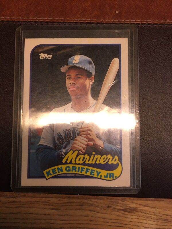 26e9bf315c Ken Griffey Jr. RC TOPPS 41T MINT (Collectibles) in Columbus, OH - OfferUp