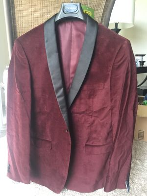 Burgundy Blazer for Sale in Philadelphia, PA