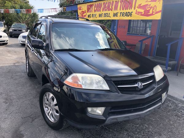 Acura MDX For Sale In Saint Petersburg FL OfferUp - Acura mdx 2003 for sale