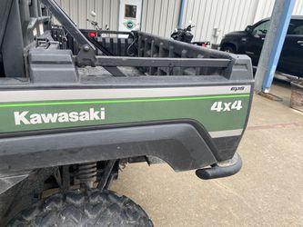 2015 Kawasaki Mule PRO FXT Thumbnail