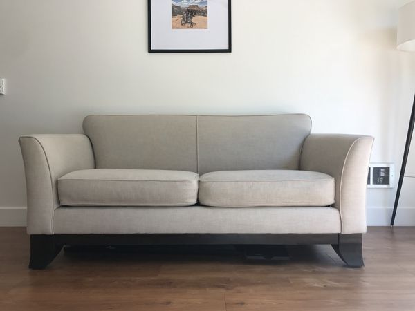 Pottery Barn Greenwich Loveseat