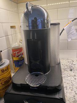 Breville nespresso machine coffee cafe espresso Thumbnail