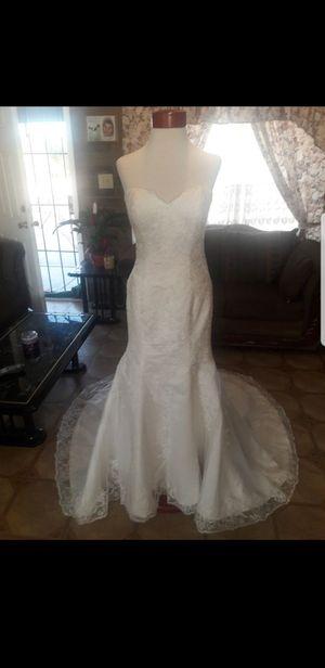 Ivory Wedding Dress New for Sale in Gilbert, AZ