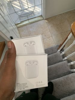 Apple airpods Thumbnail