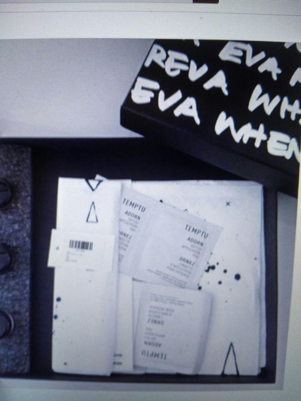 Eva Fehren Temporary Tattoo Kit