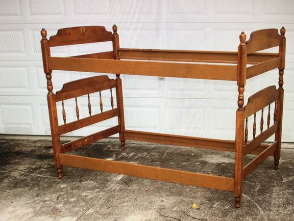 ethan allen beds ethan allen 4 post bunk beds for in pompano 11517