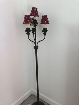 Floor lamp for Sale in Charlottesville, VA