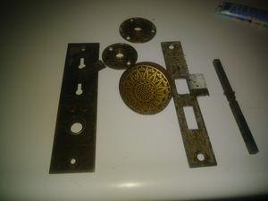 Antique Doorknob Set for Sale in Denver, CO