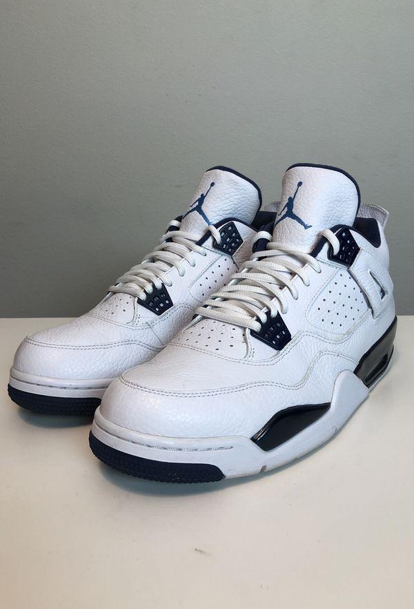 "Air Jordan 4 ""Legend Blue"" sz 12 for Sale in Portland eb952e45c"