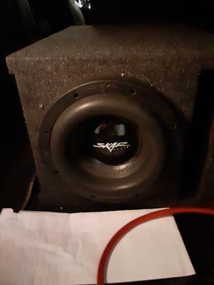 Photo Skar audio 8