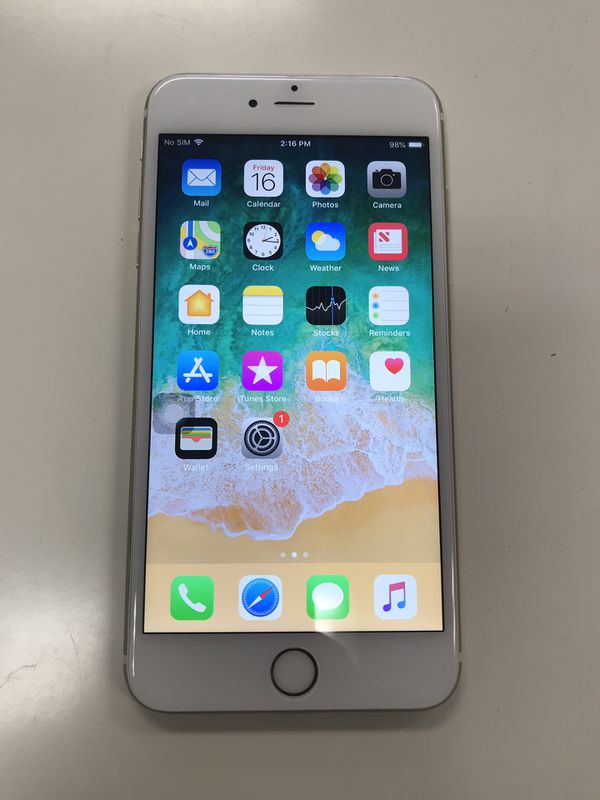 76afe56da29 Apple IPhone 6s Plus 64gb Sprint Boost Mobile Clean IMEI for Sale in ...