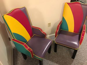 Multicolored Chair Set for Sale in Washington, DC