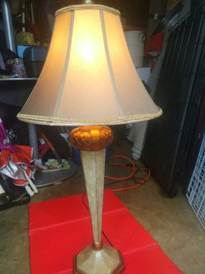 One Antique lamp for Sale in Washington, DC