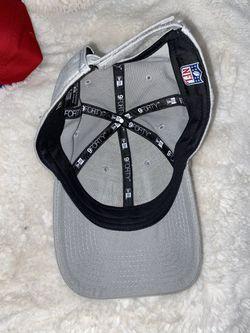Grey NFL baseball Cap  Thumbnail