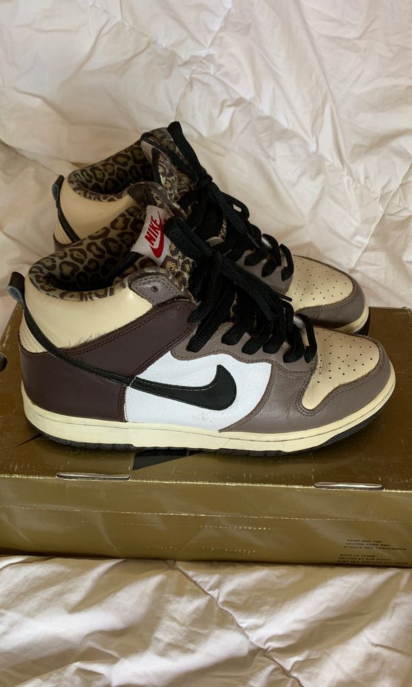 quality design 48581 2c57c Nike dunk sb high size 9 bueller for Sale in Arlington Heights, IL - OfferUp