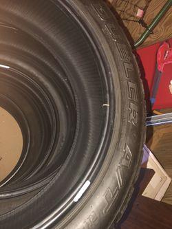 Dueler Bridgestone 22s off a GMC Denali $170 Thumbnail