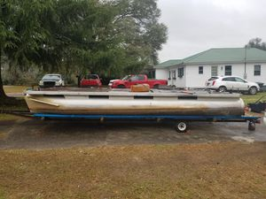 New And Used Pontoon Boat For Sale In Augusta Ga Offerup