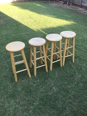 Swell New And Used Wooden Stool For Sale In Ada Ok Offerup Squirreltailoven Fun Painted Chair Ideas Images Squirreltailovenorg