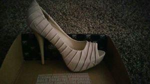 Size 11 Womens Tan/Nude High Heels for Sale in Fairfax, VA