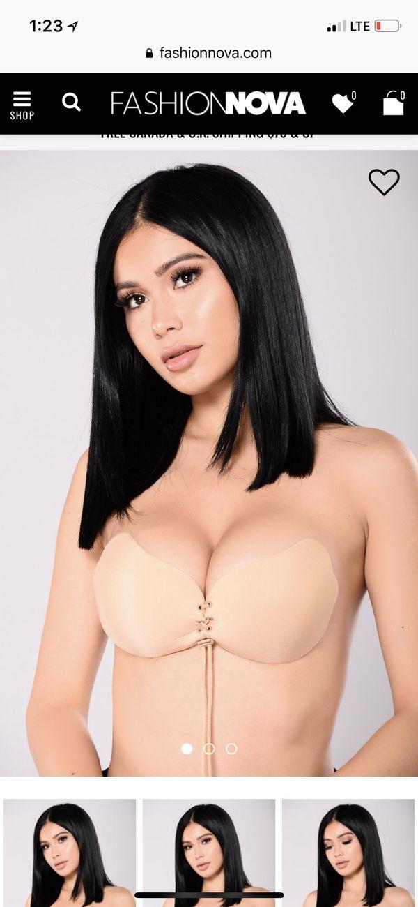 e9c098f2311 FashionNova Pull Me Close Backless Invisible Bra for Sale in Fort Pierce