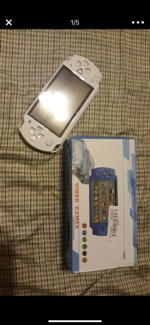 Game system emulator console handheld new for Sale in Phoenix, AZ