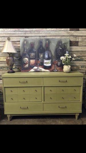 Mid Century | Retro | Vintage | Avocado Dresser for Sale in Siler City, NC