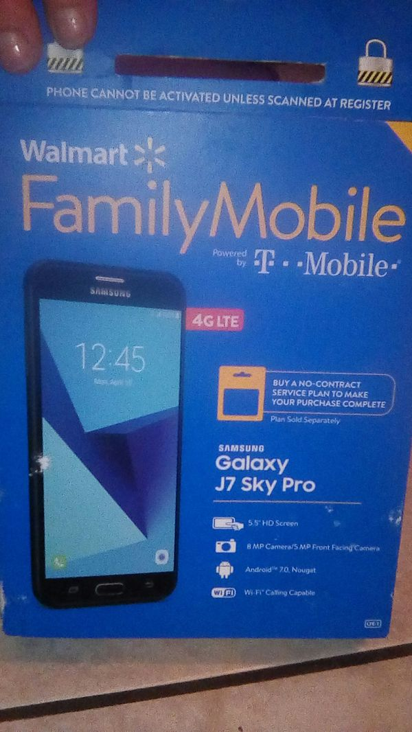 Samsung Galaxy j7 sky pro brand new in box for Sale in Bakersfield, CA -  OfferUp