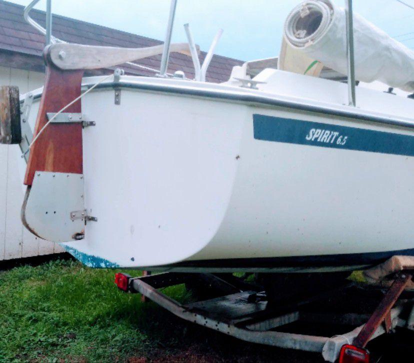 Photo Sail Boats
