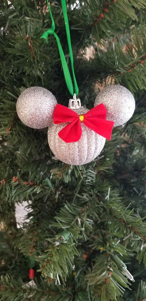 Mickey Mouse Christmas bulbs for Sale in Corona, CA