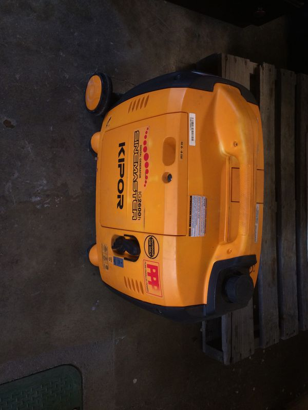 Kipor ig2600h digital generator/inverter for Sale in Yakima, WA - OfferUp