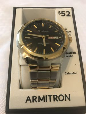 Brand New Armitron Men's Watch for Sale in Garner, NC