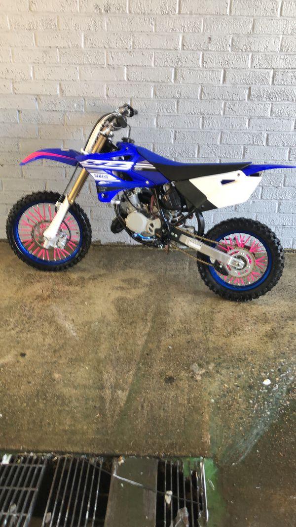 Yamaha 85 gta 2019