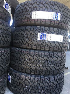275 55r20 Bfgoodrich Ko2 All Terrain Tires 4 For 750 For Sale In