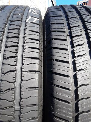 275/70-18 #2 tires for Sale in Alexandria, VA