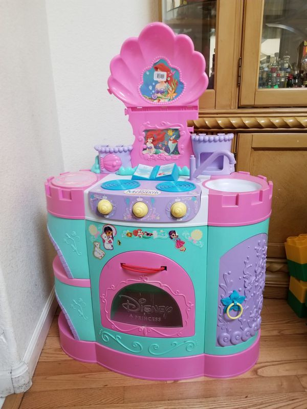 Little Mermaid Toy Kitchen - Kitchen Appliances Tips And Review