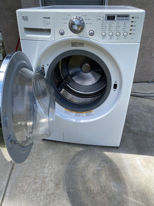 Lg Washer 30 Days Warranty For Sale In Riverbank Ca Offerup