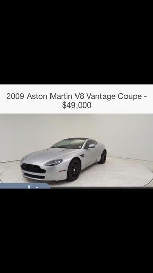 Aston Martin For Sale In Alamo CA OfferUp - Aston martin walnut creek