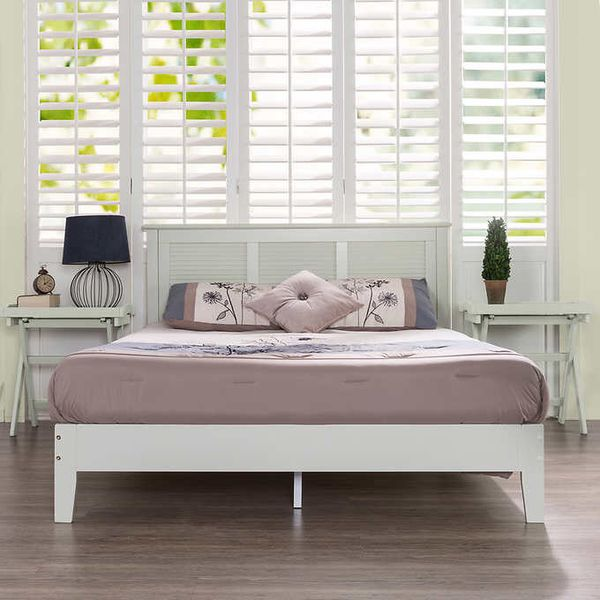 Blackstone Elite Kerrigan King Panel Bed Frame Green For