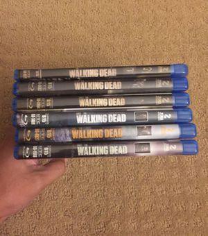 The Walking Dead 6 seasons for Sale in Winchester, CA