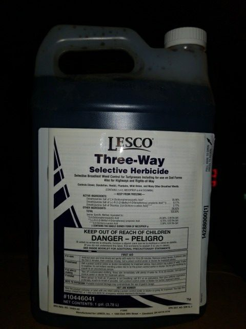 Lesco Three Way Herbicide For Sale In Davenport Fl Offerup