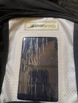 Smart Solar backpack Thumbnail