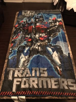 Transformers sleeping bag for Sale in Dallas, TX