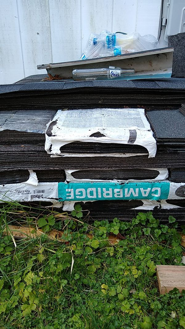 Roofing shingles for Sale in South Bend, WA - OfferUp