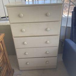 White Wooden chest  Thumbnail