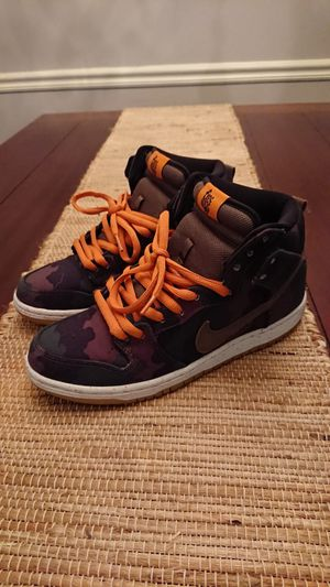 Nike SB high Five One sz 8 for Sale in Bethesda, MD